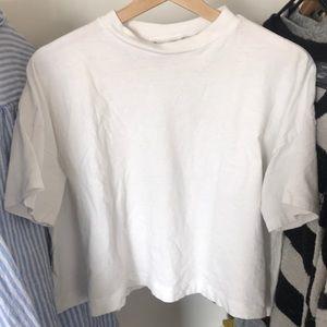 Weekday Cropped Tshirt
